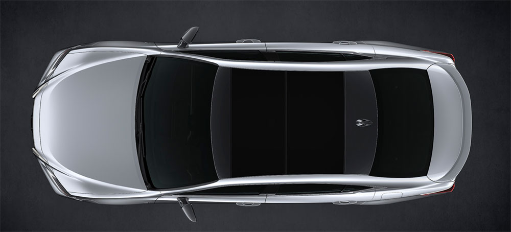 Lexus ES Panoramic Moonroof