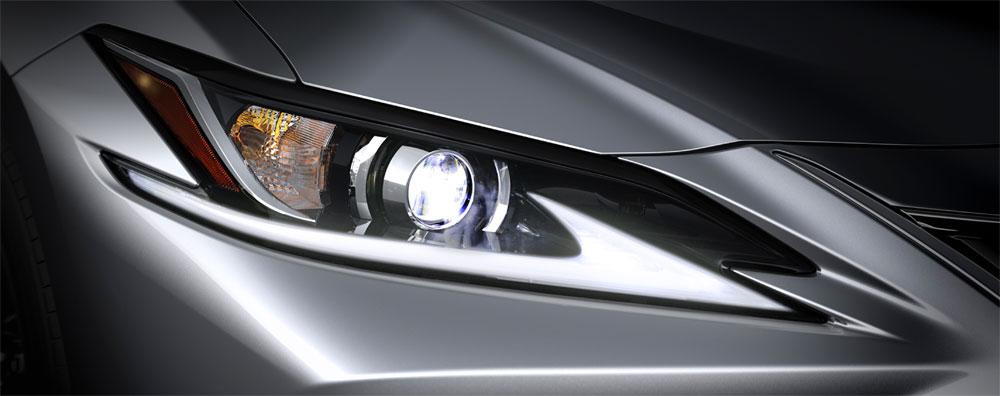 Lexus ES Standard Headlights