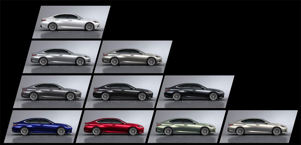 The 2019 Lexus ES 350 & ES 300h: A Technical Review | Lexus Enthusiast