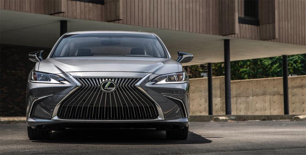 Lexus ES Front Grille