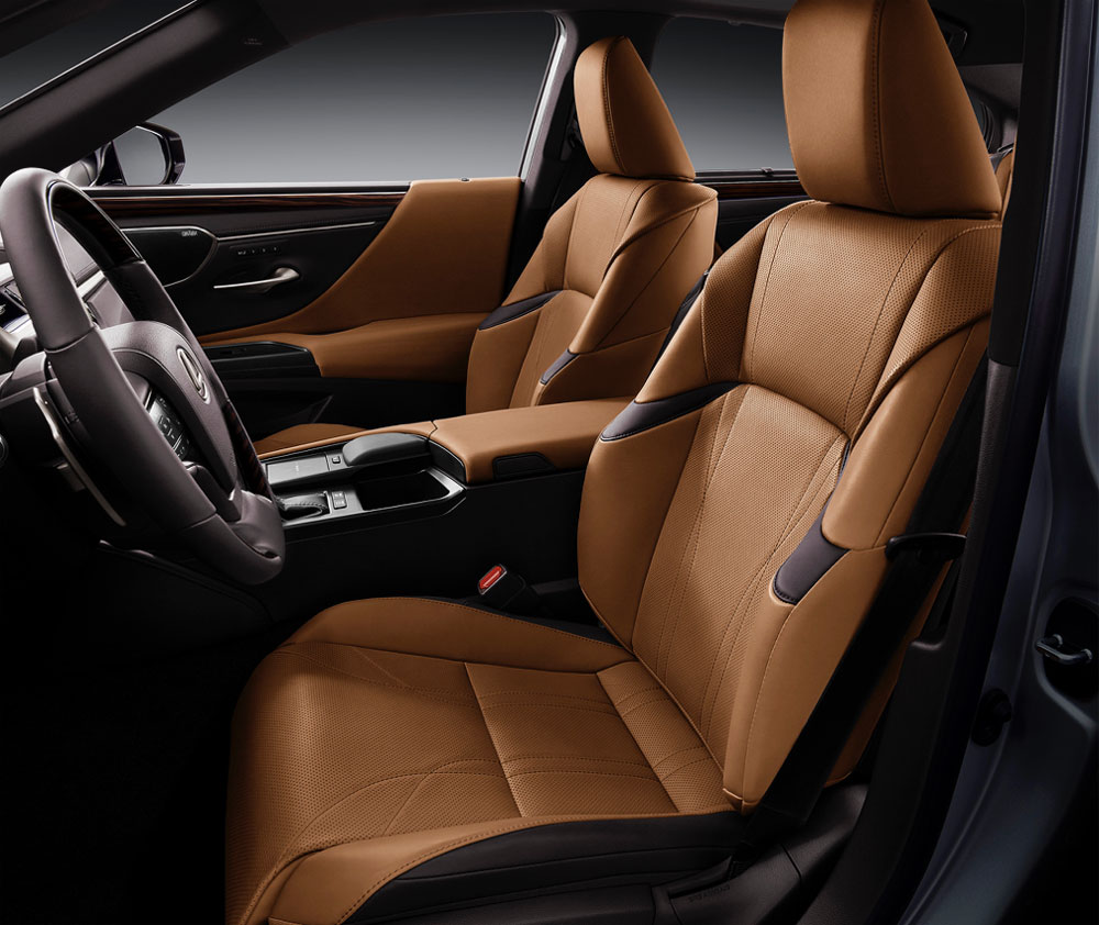 Lexus ES Seating Design