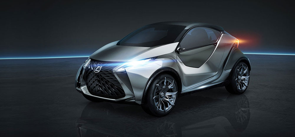 Lexus LF-SA City Car
