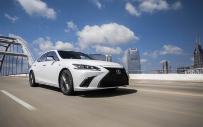 Lexus Es 350 2019 >> Ultra White