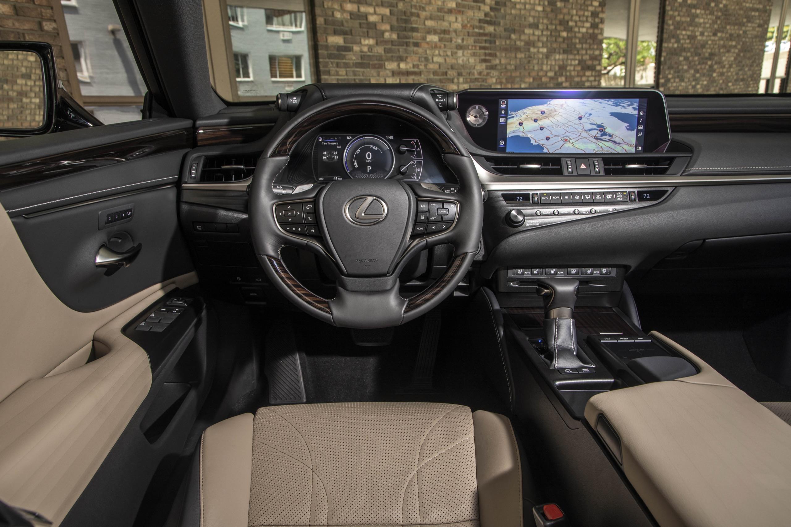 2019 Lexus Es 350 Chateau Interior