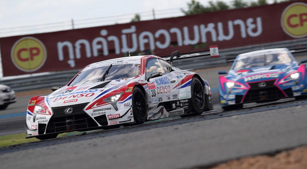 Lexus Super GT Races