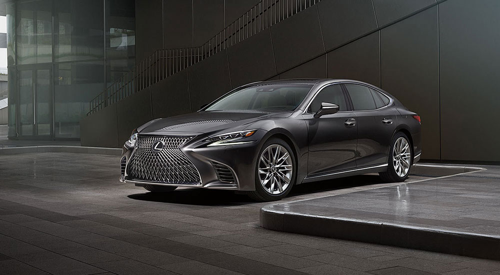 Lexus LS June Sales