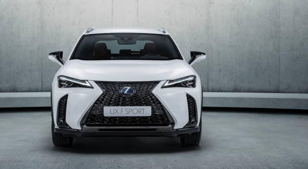 Lexus UX F SPORT Crossover