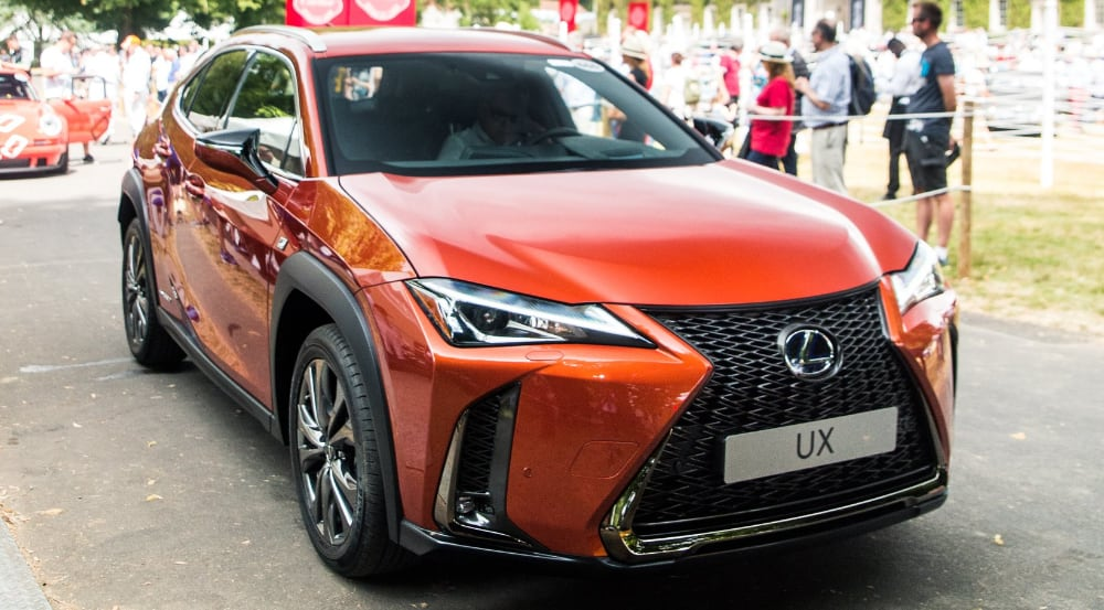 Lexus UX Goodwood