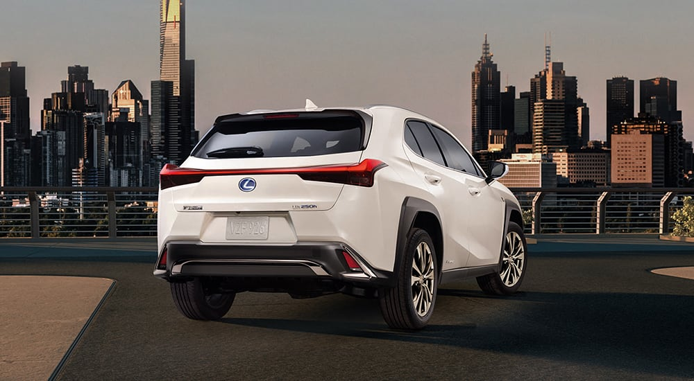 Lexus UX Electrification