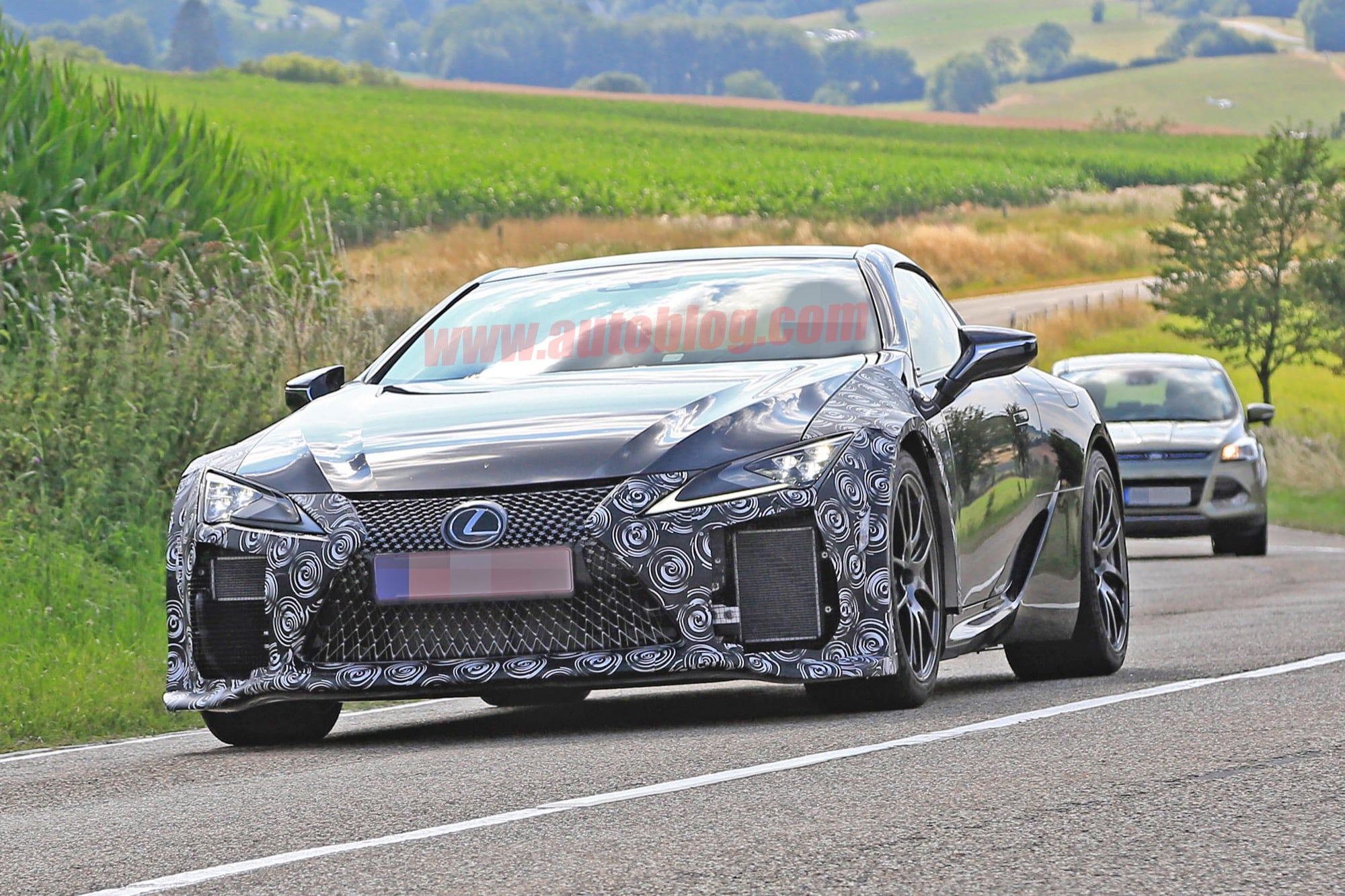 Lexus LC F Prototype