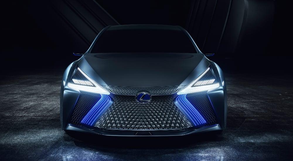 Lexus LS Plus