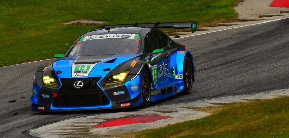 Lexus RC F GT3 Race