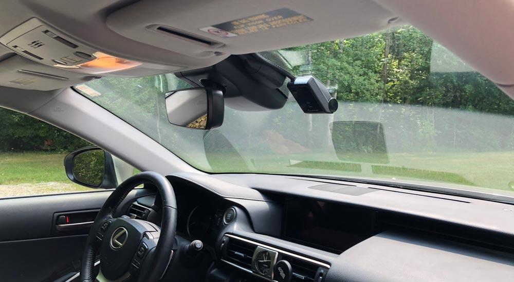 Lexus Canada Dash Camera