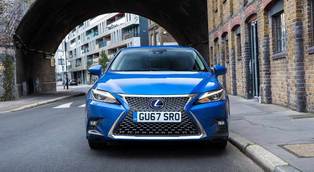 Lexus CT Europe
