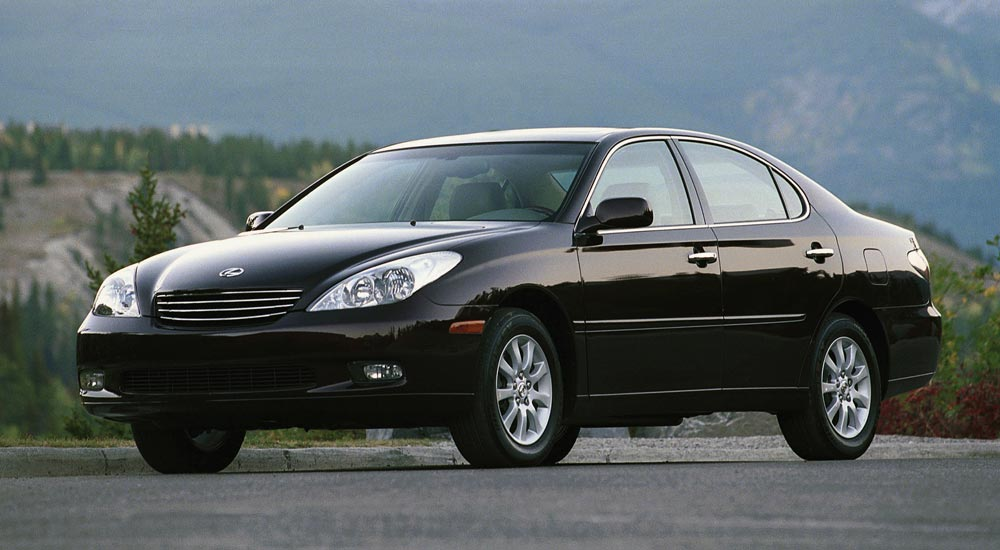 Lexus ES 300 Accident