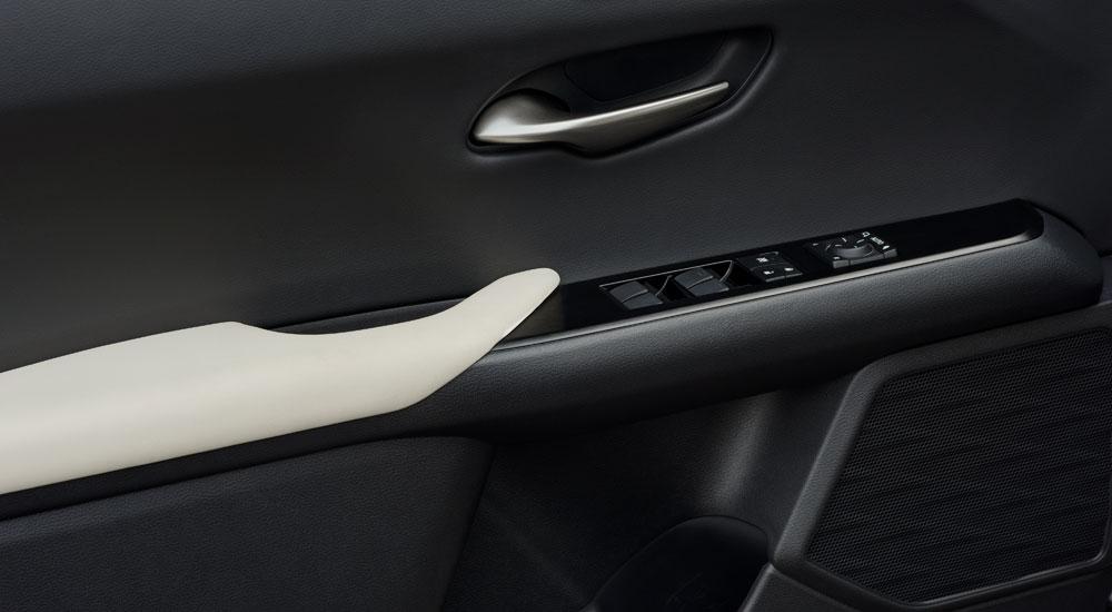 Lexus UX Interior Door