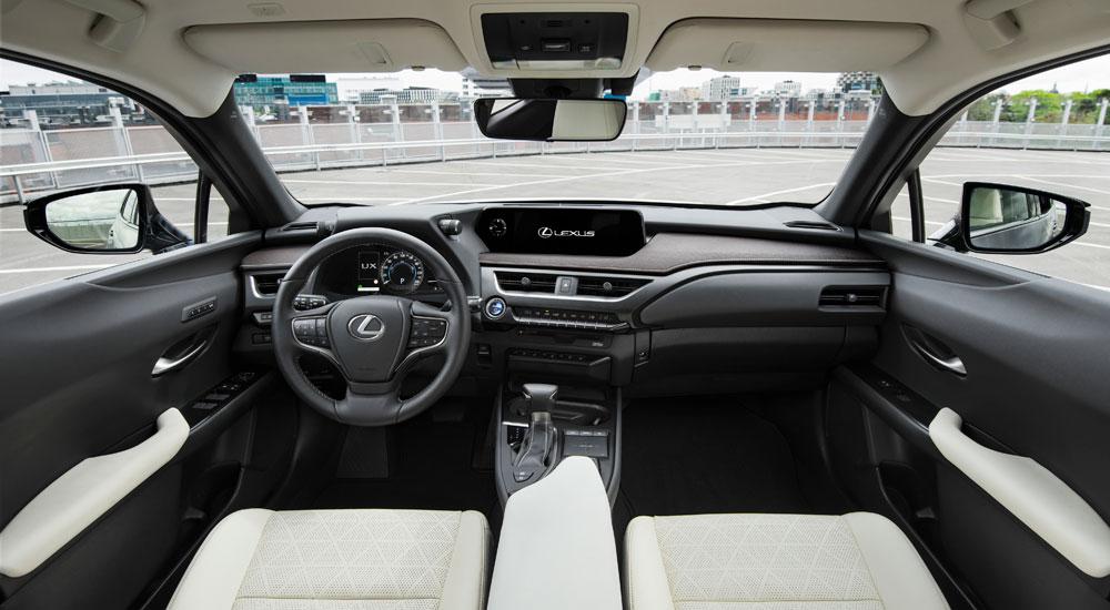 Lexus UX Interior Full