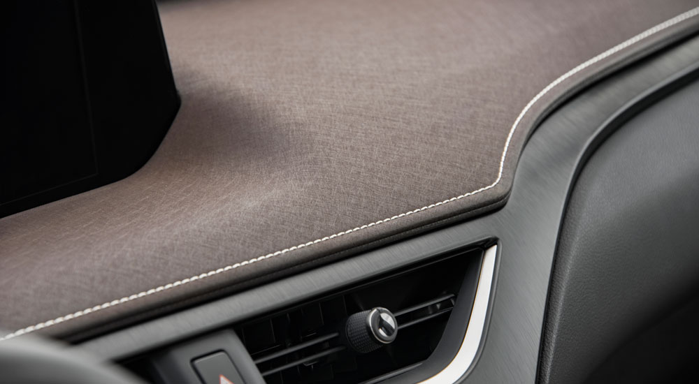 Lexus UX Interior Pattern