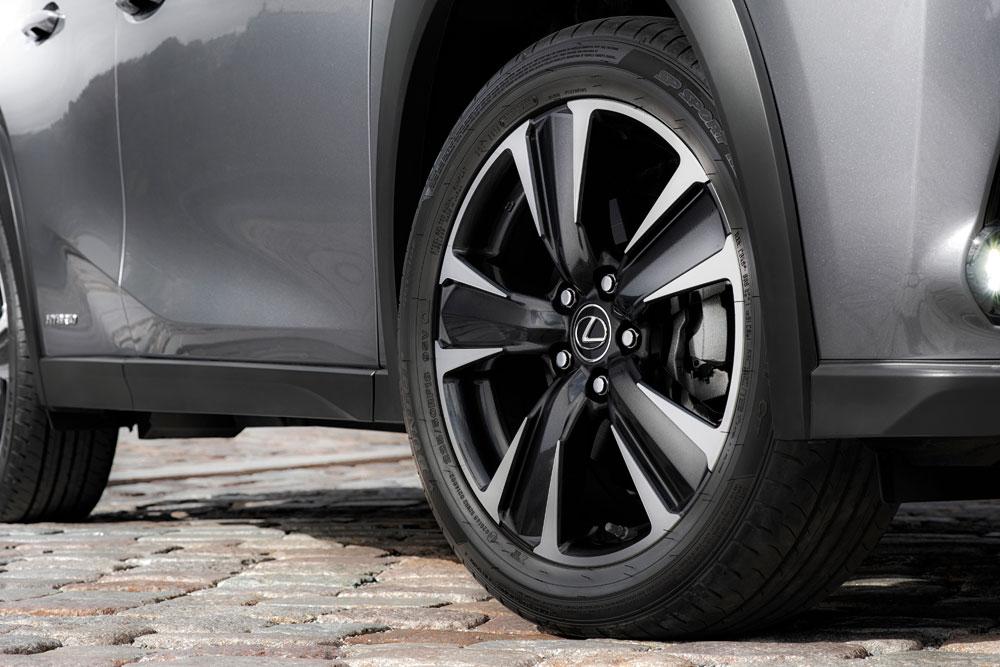 Lexus UX Wheels