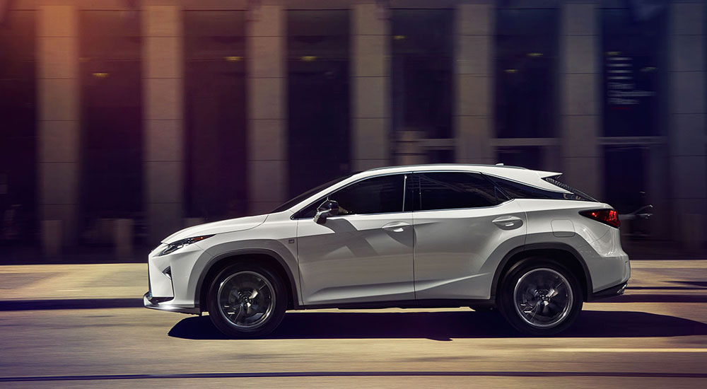 Lexus RX American Satisfaction