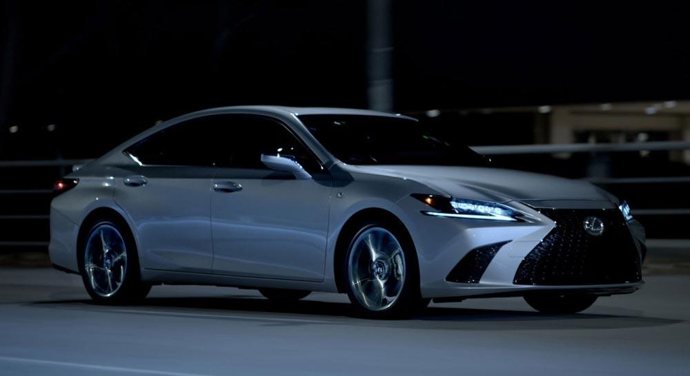 Lexus ES Commercials