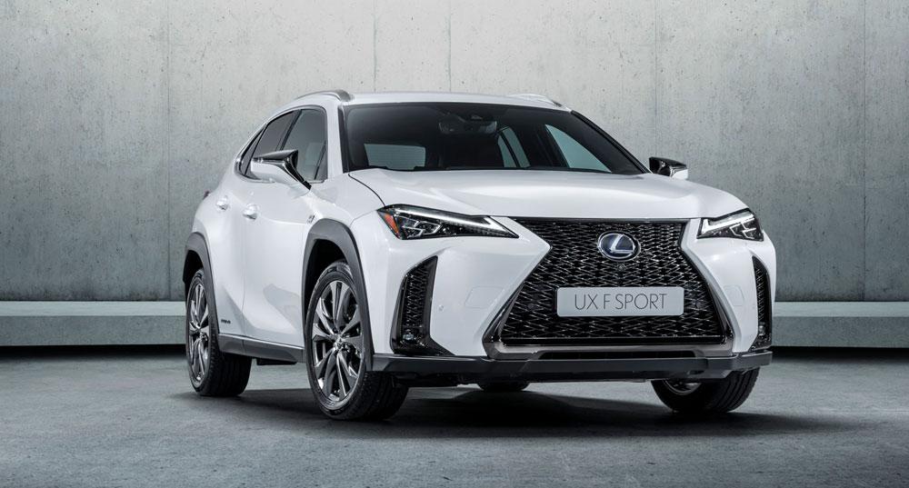 Lexus UX Pure Electric EV