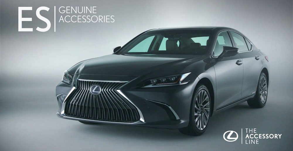 Lexus ES Accessories