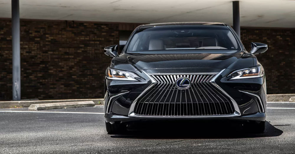 Lexus ES Sales September