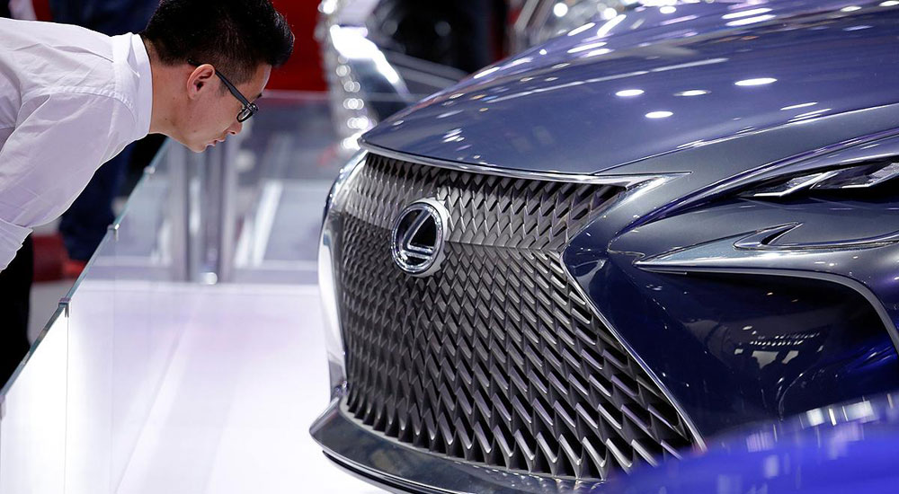 Lexus Manufacturing China
