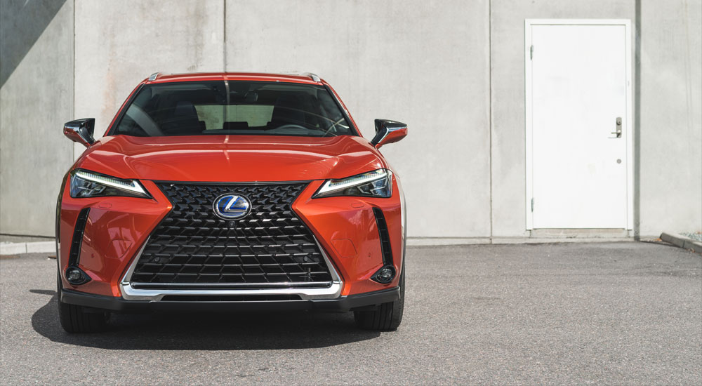 Lexus UX Subscription Service