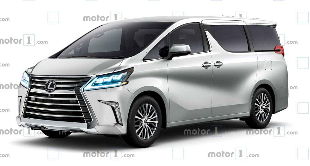 Lexus Luxury Minivan
