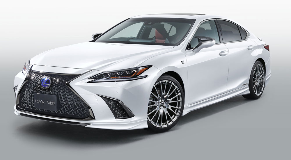 Lexus ES TRD Body Kit