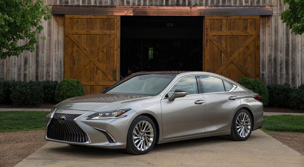 Lexus 2019 ES Sales