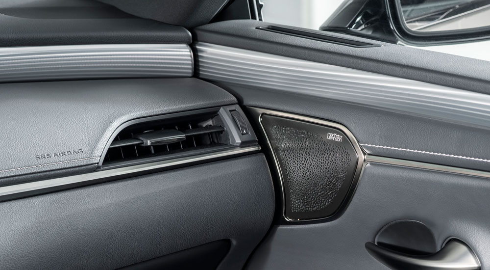 Lexus Hadori Trim 4