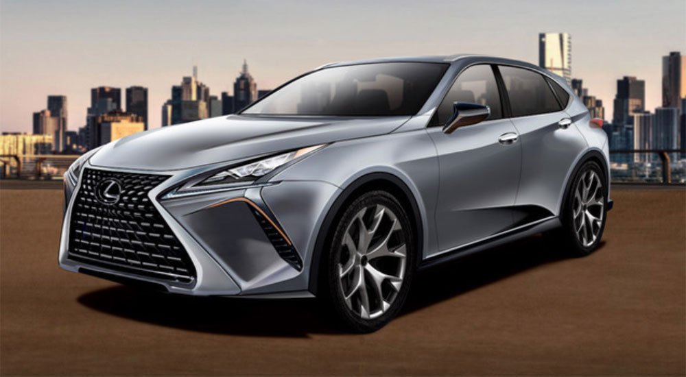 Lexus Lf 1 Production Crossover To Debut In 2020 Lexus Enthusiast
