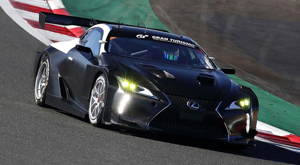 Lexus LC Nürburgring 24 Hour Race