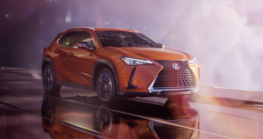 Lexus UX Crossover Commercial