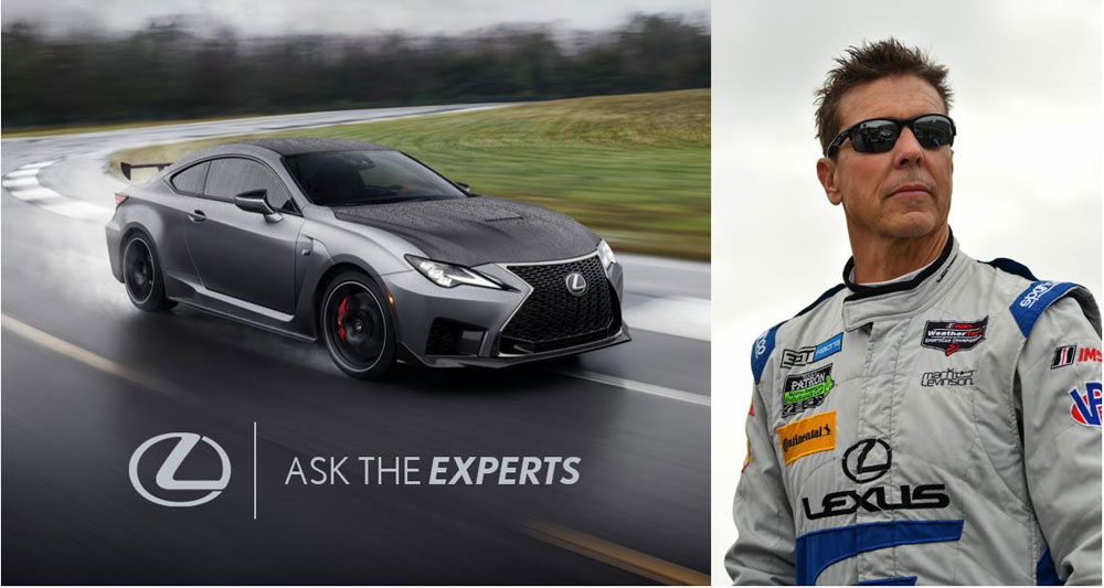 Lexus Ask the Experts