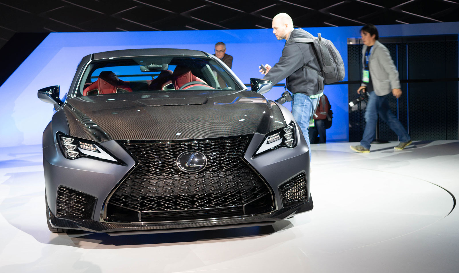 Lexus RC F Track Edition Front