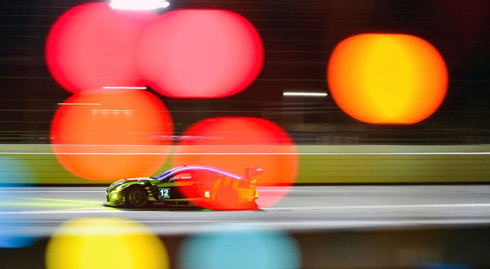 Lexus RC F AIM Vasser Night