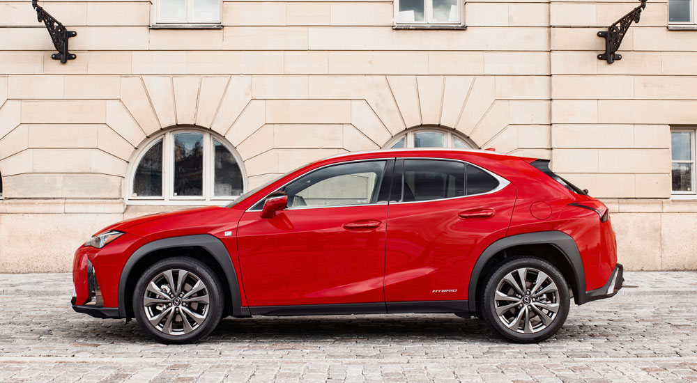 lexus ux plug in hybrid. Black Bedroom Furniture Sets. Home Design Ideas