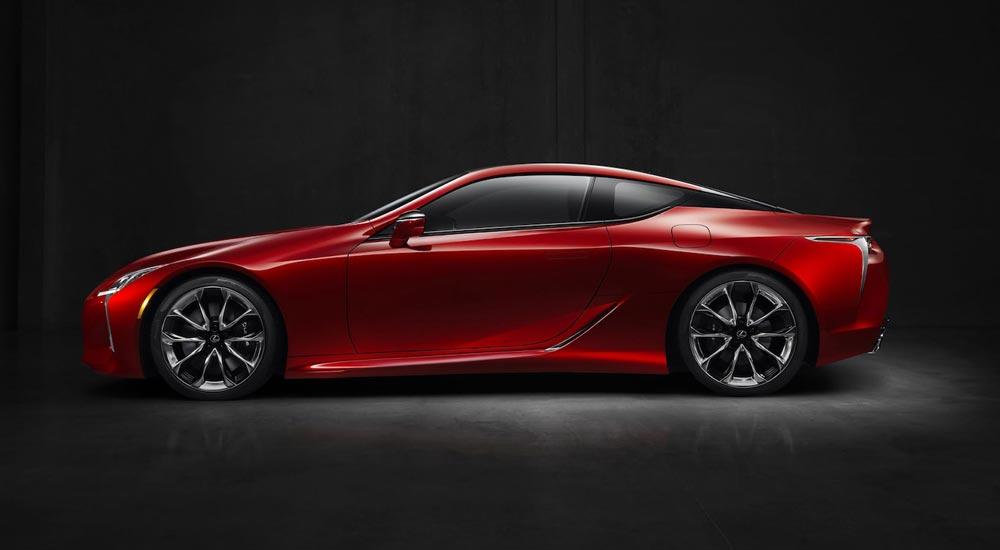 Lexus LC Design