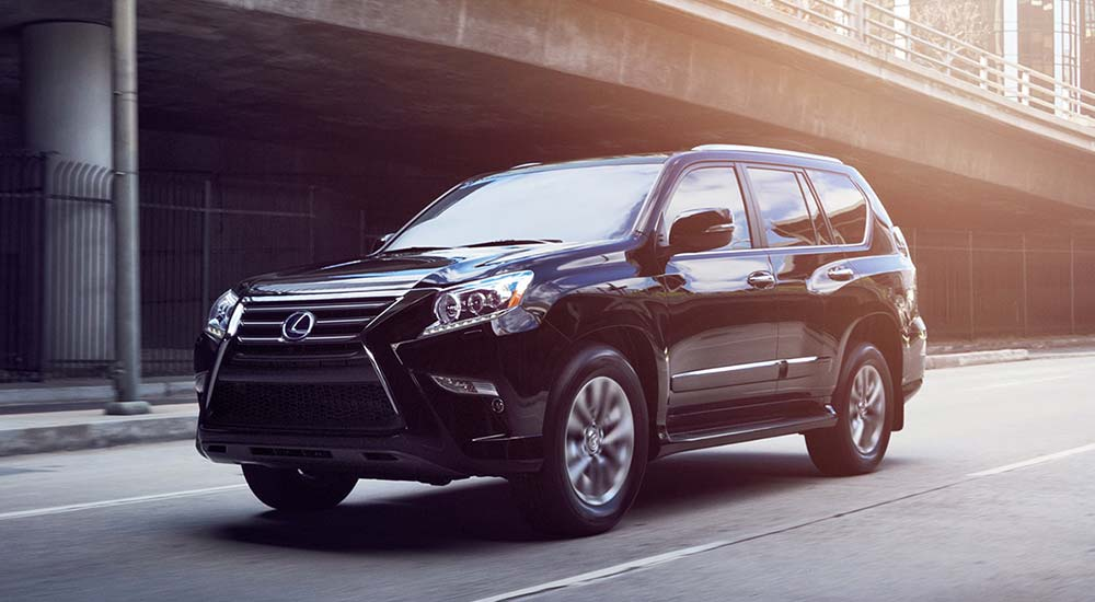 Lexus GX JD Power 2019
