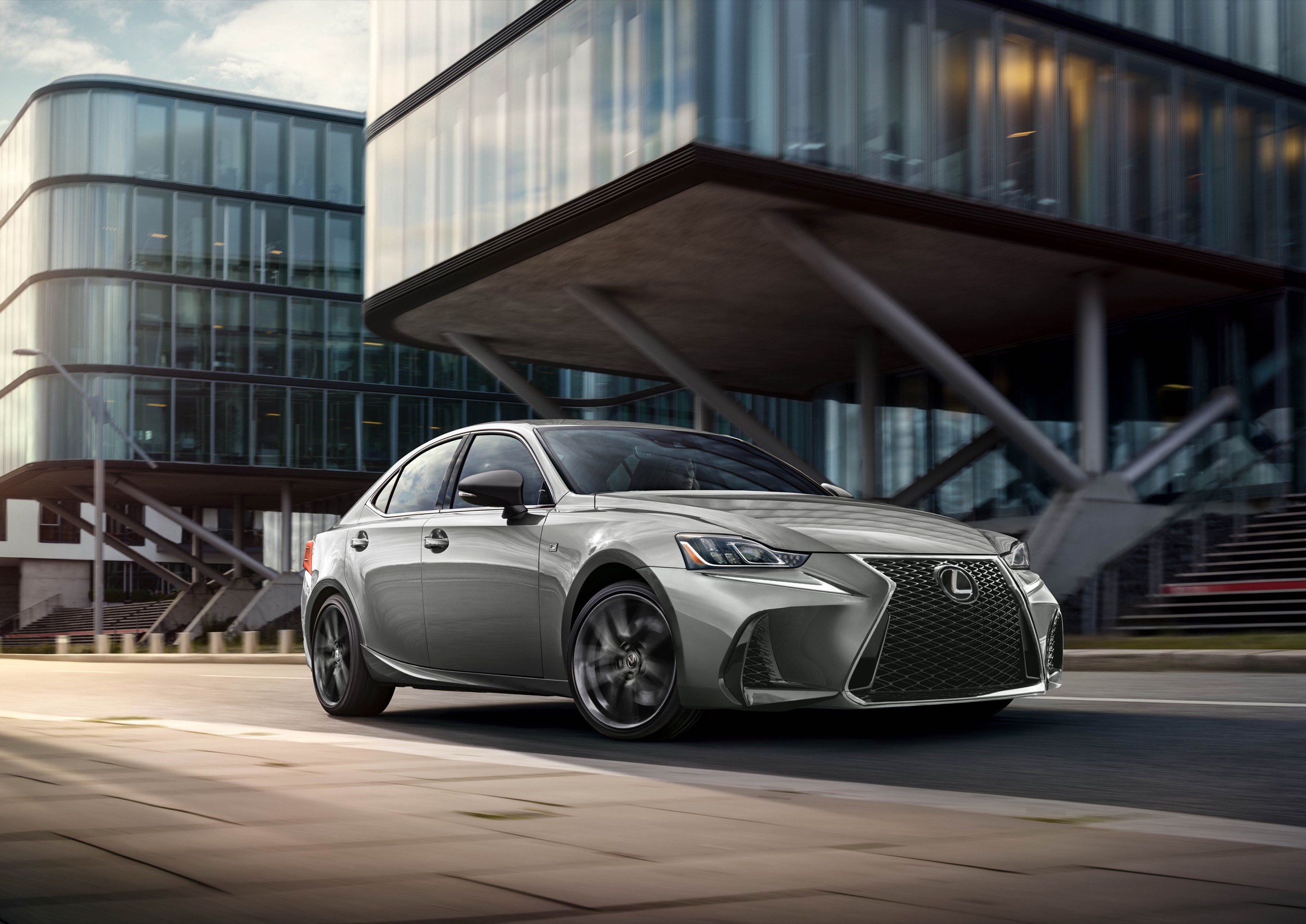 Lexus Is F Sport Black Line Special Edition Arrives In Usa