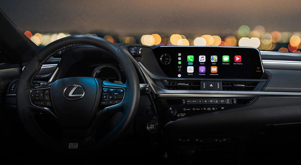 Lexus CarPlay Apple