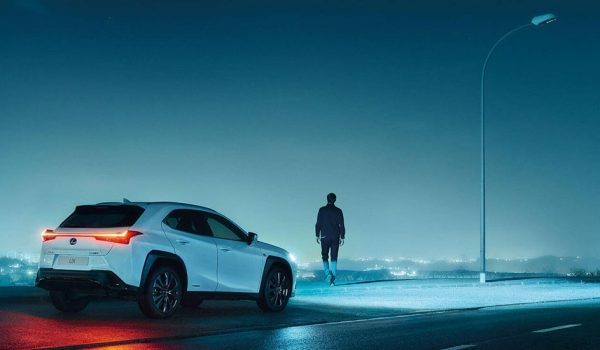 Commercial: Lexus UX Reaches New Horizons in Europe