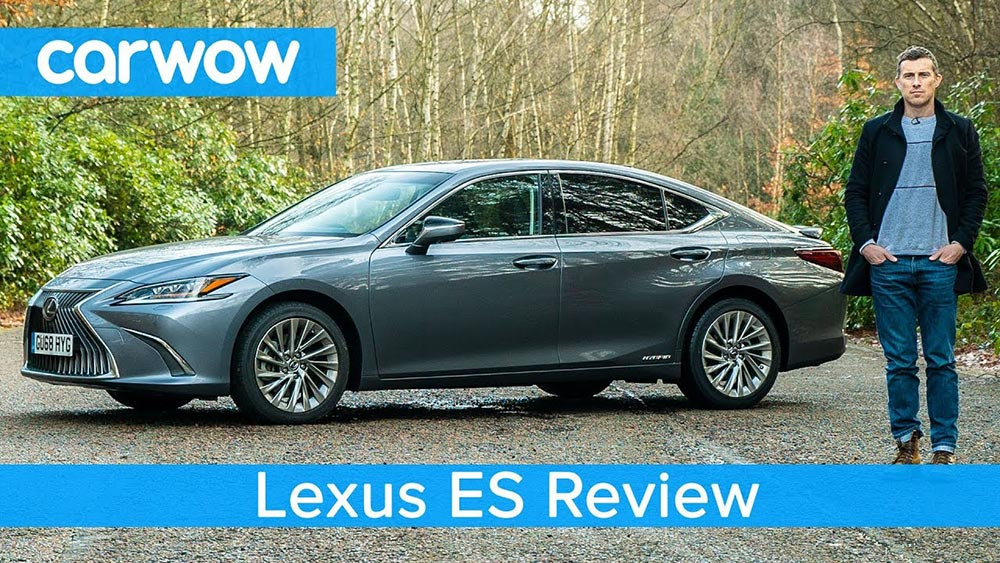 Lexus ES Review Carwow