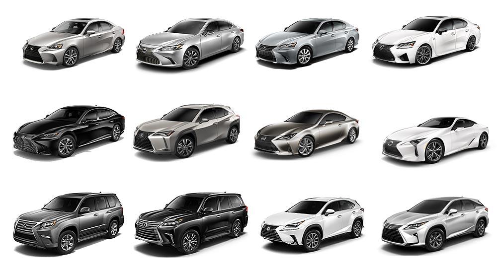 Lexus Favorite Lexus