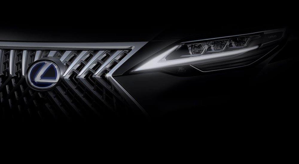 Lexus Minivan Face