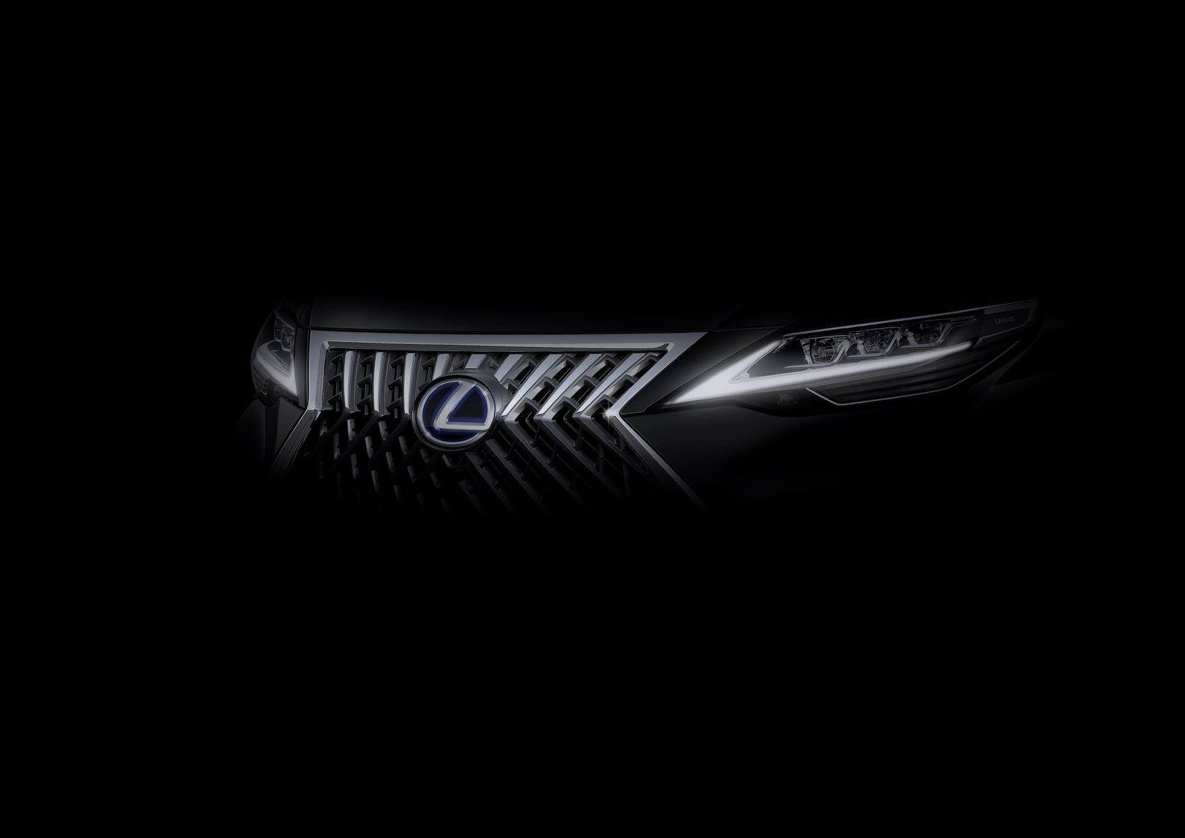Lexus Minivan Full